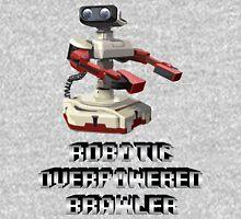 R.O.B. Robotic Overpowered Brawler SSB4 (Smash Bros Parody) Unisex T-Shirt