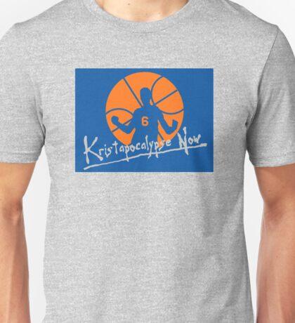Kristapocalypse Now Unisex T-Shirt