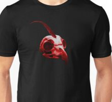 Blood bone and feathers Unisex T-Shirt