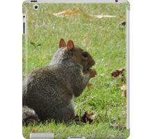 Fancy a nibble? iPad Case/Skin