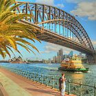 Our Beautiful Harbour by Michael Matthews
