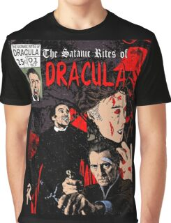The Satanic Rites of Dracula Graphic T-Shirt