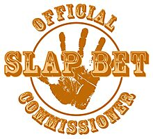 HIMYM - Slap Bet Commissioner Photographic Print