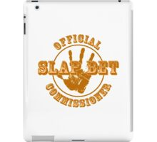 HIMYM - Slap Bet Commissioner iPad Case/Skin