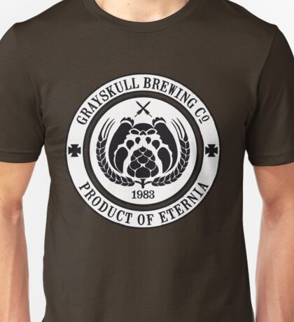 Grayskull Brewing Company Unisex T-Shirt