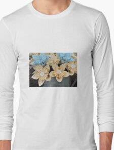 Candy Hearts & Paper Flowers T-Shirt