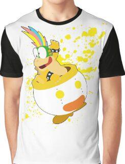 Lemmy - Super Smash Bros Graphic T-Shirt