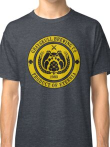 Grayskull Brewing Company - Yellow Classic T-Shirt