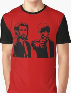 Pulp Fiction - Vincent and Jules Graphic T-Shirt