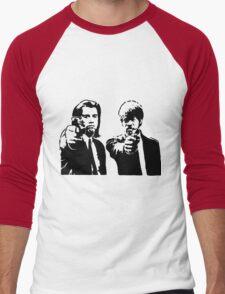 Pulp Fiction - Vincent and Jules Men's Baseball ¾ T-Shirt