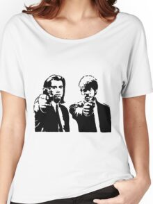 Pulp Fiction - Vincent and Jules Women's Relaxed Fit T-Shirt