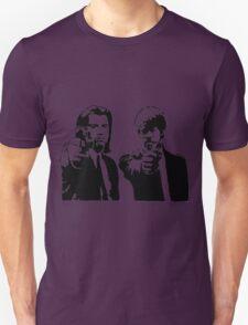 Pulp Fiction - Vincent and Jules Unisex T-Shirt