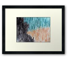 ABSTRACT 840 Framed Print