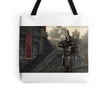 Skyrim Elder Scrolls Tote Bag