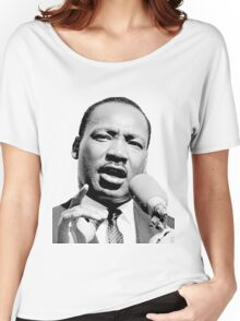 Martin Luther King Jr. Women's Relaxed Fit T-Shirt