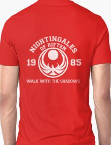 Nightingales of riften - black T-Shirt