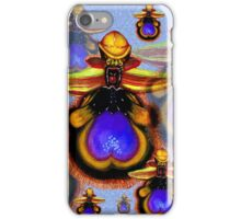 Ophrys speculum  iPhone Case/Skin