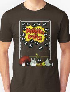 Totoro Game Makkuro Bobble Unisex T-Shirt