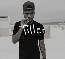 Bryson Tiller by WazzNazz