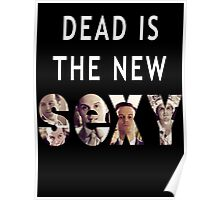 Jim Moriarty Dead is the new Sexy Poster