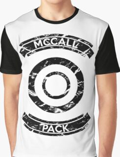 McCall Pack (Black) - Teen Wolf Graphic T-Shirt