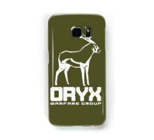ORYX Warfare Group Samsung Galaxy Case/Skin
