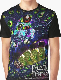The River Guide: Face of Emerald Eyes Graphic T-Shirt