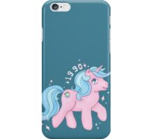 Nineties Nostalgia My Little Pony - Melody iPhone Case/Skin