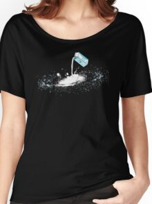 Milky way Women's Relaxed Fit T-Shirt