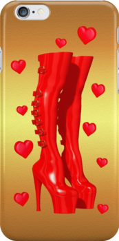 Love in Boots by LoneAngel