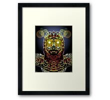 Beautiful Inquisitor Framed Print