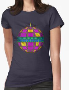 TELSTAR 1 Womens Fitted T-Shirt