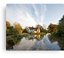 Willy Lott's Cottage Canvas Print