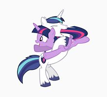 Shining armor and Twilight Unisex T-Shirt