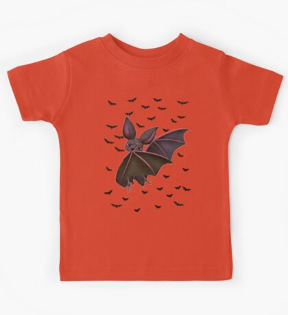 Batty the vampire bat  Kids Tee
