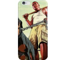 franklin clinton iPhone Case/Skin
