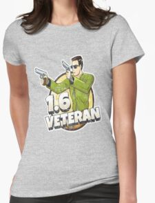 CSGO Veteran Womens Fitted T-Shirt