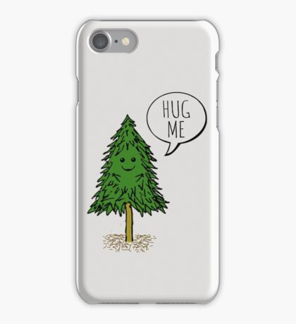 Treehugger iPhone Case/Skin