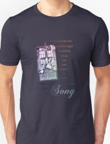 There is a Song T-Shirt
