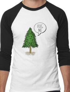 Treehugger Men's Baseball ¾ T-Shirt