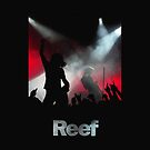 Reef (The Band) Live Shirt by Paul Shellard