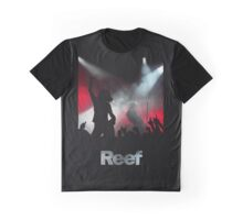 Reef (The Band) Live Shirt Graphic T-Shirt