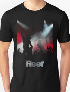 Reef (The Band) Live Shirt T-Shirt
