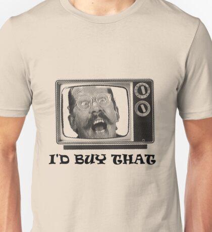 I'D BUY THAT... (text) Unisex T-Shirt
