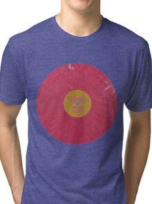 Unknown Mortal Orchestra - Multi-love vinyl Tri-blend T-Shirt