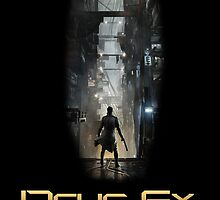 Deus Ex Mankind Divided by Frostfall
