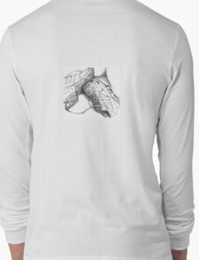 Abandoned resolution Long Sleeve T-Shirt