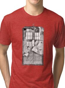 The Husband of River Song  Tri-blend T-Shirt