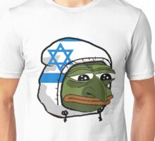 Israeli pepe Unisex T-Shirt