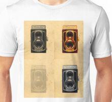 Weltaflex Camera  Unisex T-Shirt